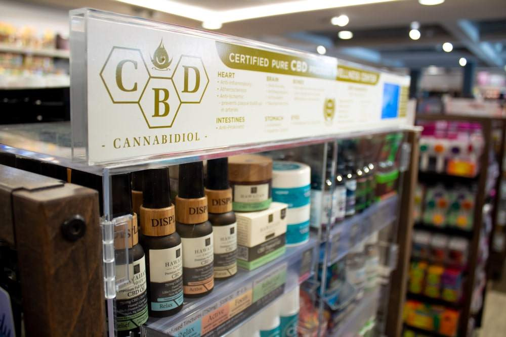 Gift of Life CBD Topical Products